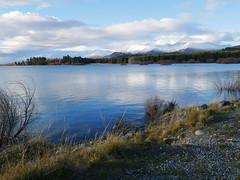 Lake Tekapo   South Island (CR1 Ford LTD) Tags: newzealand newzealandscenery southislandnewzealand southisland lake laketekapo tekapo lakes sky clouds water beautiful scenicnewzealand