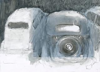 Wolfram Zimmer: car collection - Autosammlung