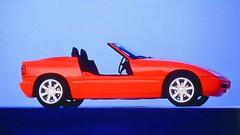 """Кој беше BMW Z1, претходникот на сите """"Z"""" (automedia_mk) Tags: bmw bmwz1 bmwz4"""