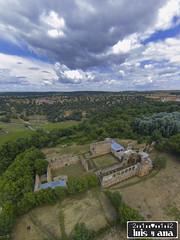 Monasterio de Moreruela (Luis Cortés Zacarías) Tags: cister zamora santamaria monasterio aire castilla moreruela dron