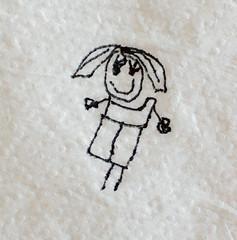 Child Art (shuddabrudda) Tags: art logo drawing sketch doodle nikond7000 nikkor50mm18g