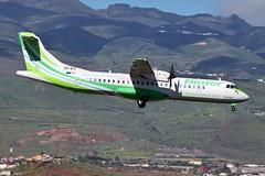 EC-KYI ATR-72 @ Las Palmas 24th February 2018 (_Illusion450_) Tags: aeropuertodegrancanaria aeropuerto elburrero lpa laspalmas gclp aeroplane aeroport aeronautical airport aircraft airplane airline airlines aviation avion flughafen 240218