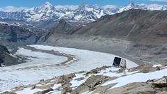 IMG_2639 (LaChuite) Tags: montrose cervin matterhorn neige glacier zermatt montagne ski de randonnée raid dufourspitze