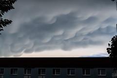 Mammatus / @ Dresden / 2014-08-03 (astrofreak81) Tags: mammatus dresden wolken sky
