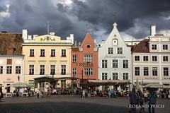 Tallin (Rolandito.) Tags: europe europa estland estonia tallin square