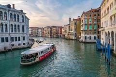 Venice...003 (Gorky1985) Tags: venice italy adria water channel gondola gondel boat sea building farbe colors nikon nikkor d5300 18105 goran cosic wasser