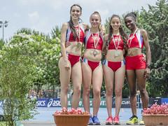 Elisabetta Vandi, Micol Zazzarini, Samira Amadel, Letizia Lare Lantone