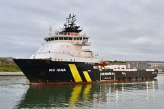 NS Iona- Aberdeen Harbour Scotland - 12/6/2018 (DanoAberdeen) Tags: nsiona 2018 danoaberdeen aberdeen psv ship boat vessel offshore oilrigs harbour seaport seafarers marine maritime water wasser scotland abdn abz aberdeenharbour aberdeenscotland clouds vessels supplyships offshoreships cargoships tug tugboat geotagged pocraquay footdee fittie shipspotting metal transport northeastscotland candid amateur recent shipspotters northsea sailors grampian autumn summer winter spring ships