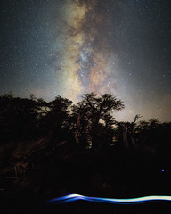 My ways. (Valter Patrial) Tags: milky way night nightsky nightphotography nightclouds light longexposure pollution stars starry sky dark formation galaxy astronomical object astronomy core stellar supermassive black hole constellation céu