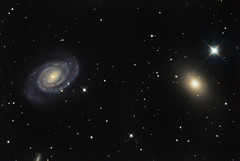 NGC 5363/5364 (Remidone) Tags: night galaxy astrophoto astronomy ngc 5363 5364 sbig stars astro space long exposure astrometrydotnet:id=nova2630663 astrometrydotnet:status=solved