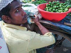 Vitamin seller (Zarif Khan Sakib) Tags: lemon beggar seller shopkeeper street 2018 journey vitamin