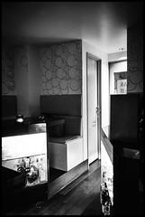 Ebisu-Minami, Shibuya-ku, Tōkyō-to (GioMagPhotographer) Tags: ebisuminami shibuyaku tōkyōto afterdark leicamonochrom dining japanproject japan empty tokyo tkyto