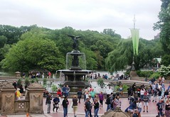 Bethesda Terrace (MJ_100) Tags: centralpark bethesdaterrace bethesdafountain newyork fountain newyorkcity nyc manhattan