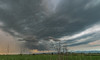 Before the rain (nickneykov) Tags: nikon d750 nikond750 clouds lightning rain green sky sofia bulgaria sunset irix 15mm irix15mm storm