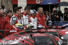 Rebellion Racing - R13 Gibson (Thomas Courtonne) Tags: lemans 2018 24heures 24hours scrutineering pesage rebellion r13 gibson laurent lotterer menezes senna jani beche lmp1