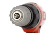 Macro Shot Image of Red and Black Drill - Credit to http://homedust.com/ (Homedust) Tags: closeup drill electric equipment machine power tool
