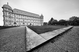 Karlsruhe Musikhochschule b&w 7