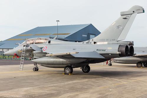 Dassault Rafale B / France Air Force / 356