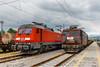 86 018 20180614 Pirdop (steam60163) Tags: bulgaria bulgarianrailways pirdop class86 class40 db dbbulgaria bzk classea ea