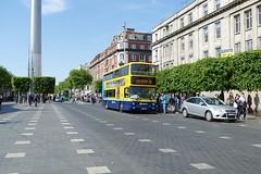AX 587 O'Connell Street 25/05/15 (Csalem's Lot) Tags: ax587 alx400 oconnellstreet ax 38 dublin dublinbus bus