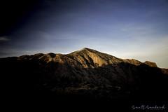 Gold Peak (Scott Sanford Photography) Tags: 6d canon eos landscape naturallight outdoor springbreak texas topazlabs roadtrip travel trip