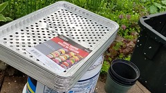 2, Homemade, DIY earth boxes 2018-05-13 (Tatiana12) Tags: diy earthbox hawks garden 2018