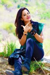 South Indian Actress Anusha Rai Photos Set-1 (11)