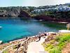 2565  Cala Morell, Menorca (Ricard Gabarrús) Tags: water puerto ricardgabarrus olympus casas ricgaba