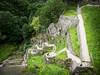 Escalier barrage gouffre d'enfer (mick42m) Tags: green nature forest barrage fz300 eau water escalier lumix foret pelouse