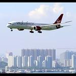 B787-9 | Virgin Atlantic | G-VCRU | HKG thumbnail