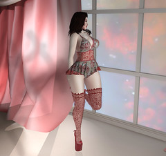 Light. 0189 (gwendolyn beverly) Tags: spon sl secondlife inclosetstyle designerscircle maitreya catwa catya amarabeauty alaskametro lumae sintiklia izzie backdropcity