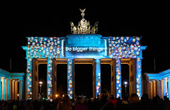 Berlin - Festival of Lights 2017 - Brandenburger Tor 2 (Walter Horstmann-Cholibois) Tags: berlin festival lights 2017 brandenburger tor deutschland germany alemania nightshot night