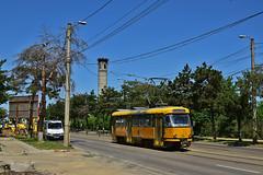 Tatra T4D-MI #BT-338 ex_Dresden #224_570 S.C._Eltrans Botoşani (3x105Na) Tags: tatra t4dmi bt338 exdresden 224570 sceltrans botoşani strassenbahn strasenbahn tram tramwaj rumunia rumänien romania