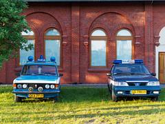 P5199741 (darek dario) Tags: nocmuzeów samochody milicja fiat polonez