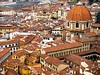 View from Duomo (Feldore) Tags: city duomo florence italian italy architecture church dome rooves streets terracotta view viewpoint