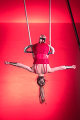 Tangle performs Elements of Friction. Photo by Michael Ermilio.