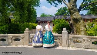 The two friends-Seoul-Korea (2)