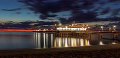 Ocean View Fishing Pier at Sunrise June 16 2018 (Ed Ellington) Tags: norfolk virginia unitedstates us groupenuagesetciel
