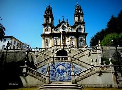 Santuario de Nª Srª dos Remédios - Lamego (verridário) Tags: eglise church igreja santuary sony monumento lamego chiesa kirche iglesia église kościół kirkja