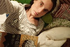 peanuts et peanuts (redjoshuameg) Tags: selfportrait inmybed 20170922 reading chien snoopy