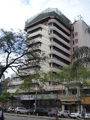 Kimathi House (prondis_in_kenya) Tags: kenya nairobi longrains architecture building landmark citycentre kimathi house uchumi