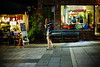 2056/1855 (june1777) Tags: snap street seoul bukchon sogyeokdong night light window girl canon eos 5d nikon nikkor 50mm f12 ai 1600 clear