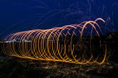 180407 6363 (steeljam) Tags: steeljam lightpainters bermondsey wire wool spinning thamse london
