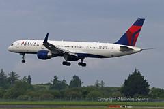 B757-26D N823DX DELTA (shanairpic) Tags: jetairliner passengerjet b757 boeing757 shannon delta n823dx