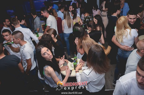 Midnight express (25-26.05.2018)