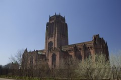 Gothic Icon (TERRY KEARNEY) Tags: sirgilesgilbertscott liverpoolmetropolitancathedral cathedral church buildingsarchitecture building buildingstructure gothic gothicarchitecture skyline sky trees architecture buildings canoneos1dmarkiv daylight day explore europe england kearney landscape liverpool merseyside nature oneterry outdoor sunshine terrykearney urban 2018 tower grass tree architect liverpoolcathedral