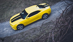 Chevrolet Camaro 2SS (LV Automotive Photography) Tags: chevrolet camaro camaross ss muscle car musclecar bumble bee bumblebee transformers us cars uscars america detroit