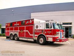 Baltimore City Fire Department Rescue 1 (Seth Granville) Tags: baltimore city fire department bcfd rescue 1 2016 pierce arrow xt