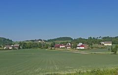 farmer land (Leifskandsen) Tags: farm norway spring field green grass barn summer sunshine camera leica living leifskandsen leif landscape europe