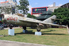 2047 Vietnam People's Air Force Mikoyan-Gurevich MiG-17F at the Vietnam People's Air Force Museum in Hanoi on 16 May 2018 (Zone 49 Photography) Tags: aircraft fighter airplane aeroplane preserved may 2018 vietnampeoplesairforcemuseum vietnam air force museum bachmaiairfield bach mai baotàngphòngkhông khôngquân vietnampeoplesairforce vpaf mikoyangurevich mikoyan gurevich mig17 mig17f 2047